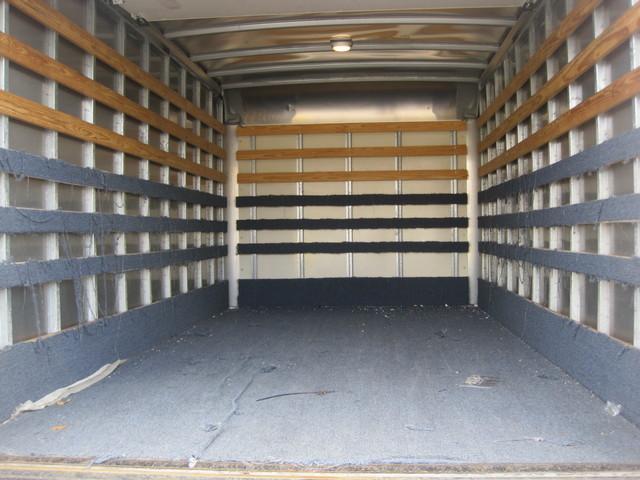 2011 Isuzu NPR Diesel 14Ft Box Van With Liftgate, 1 Owner, L@@K ONLY 54k MILES Plano, Texas 12