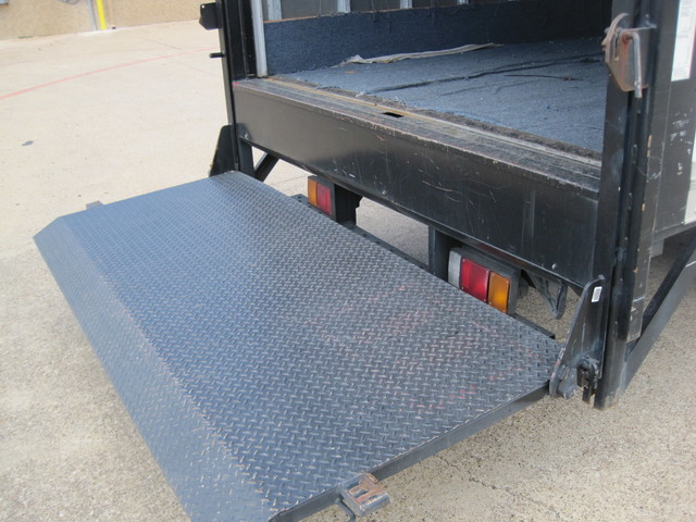 2011 Isuzu NPR Diesel 14Ft Box Van With Liftgate, 1 Owner, L@@K ONLY 54k MILES Plano, Texas 13