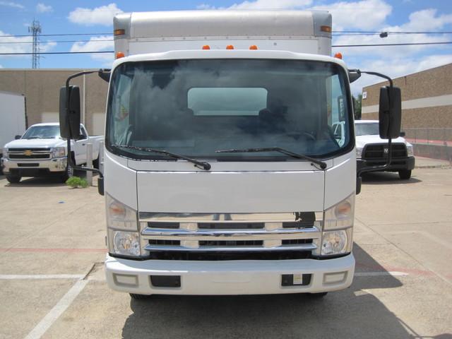 2011 Isuzu NPR Diesel 14Ft Box Van With Liftgate, 1 Owner, L@@K ONLY 54k MILES Plano, Texas 2