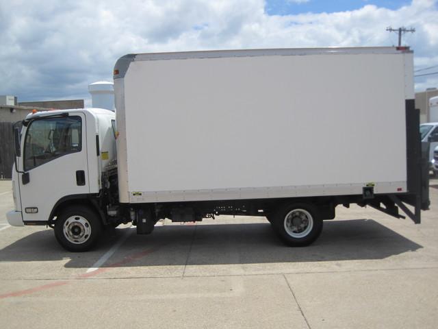 2011 Isuzu NPR Diesel 14Ft Box Van With Liftgate, 1 Owner, L@@K ONLY 54k MILES Plano, Texas 5