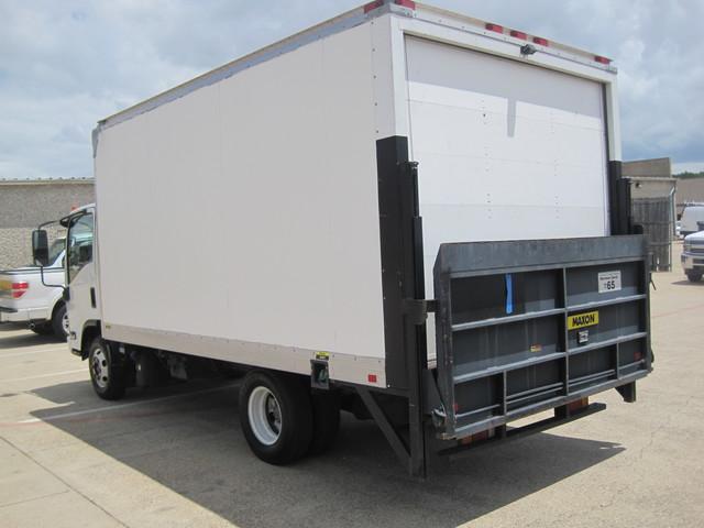 2011 Isuzu NPR Diesel 14Ft Box Van With Liftgate, 1 Owner, L@@K ONLY 54k MILES Plano, Texas 7