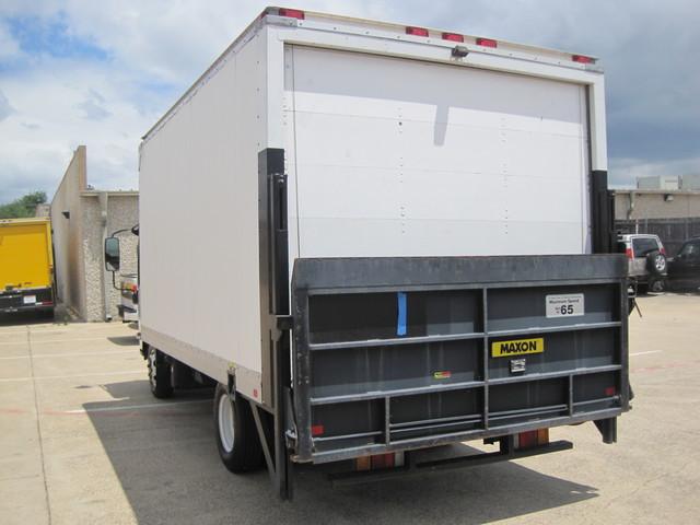 2011 Isuzu NPR Diesel 14Ft Box Van With Liftgate, 1 Owner, L@@K ONLY 54k MILES Plano, Texas 8