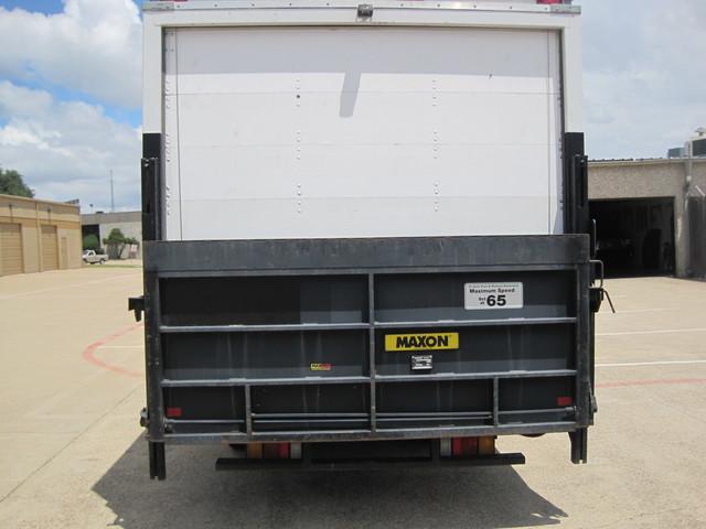 2011 Isuzu NPR Diesel 14Ft Box Van With Liftgate, 1 Owner, L@@K ONLY 54k MILES Plano, Texas 9
