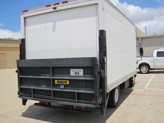 2011 Isuzu NPR Diesel 14Ft Box Van With Liftgate, 1 Owner, L@@K ONLY 54k MILES Plano, Texas 10