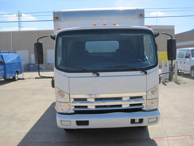 2011 Isuzu NPR DSL, 14ft Box Van with Liftgate,  1 Owner, Only 88k Miles Plano, Texas 2