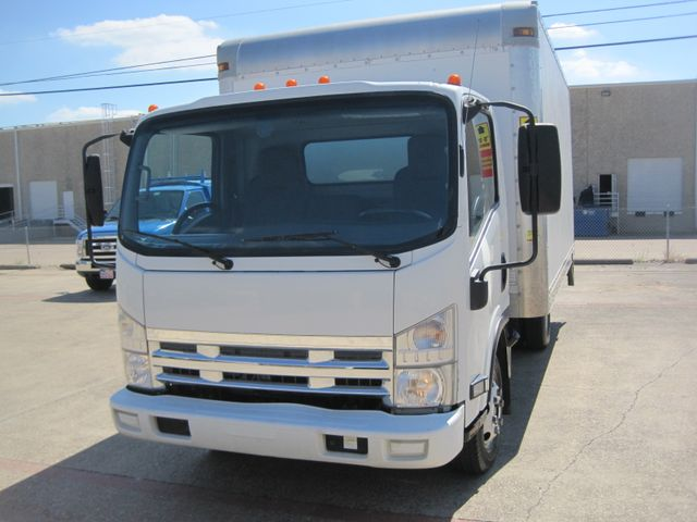 2011 Isuzu NPR DSL, 14ft Box Van with Liftgate,  1 Owner, Only 88k Miles Plano, Texas 3