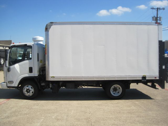 2011 Isuzu NPR DSL, 14ft Box Van with Liftgate,  1 Owner, Only 88k Miles Plano, Texas 5
