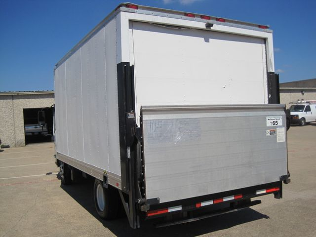 2011 Isuzu NPR DSL, 14ft Box Van with Liftgate,  1 Owner, Only 88k Miles Plano, Texas 8