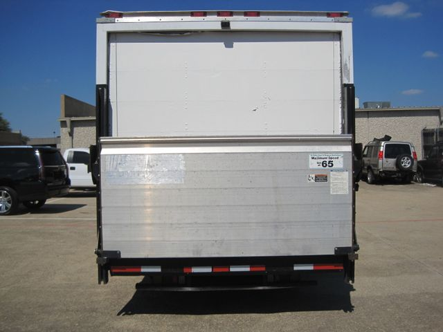 2011 Isuzu NPR DSL, 14ft Box Van with Liftgate,  1 Owner, Only 88k Miles Plano, Texas 9
