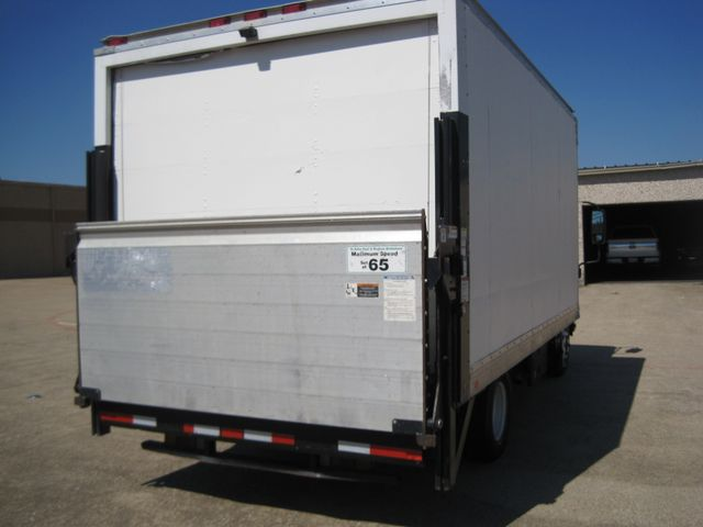 2011 Isuzu NPR DSL, 14ft Box Van with Liftgate,  1 Owner, Only 88k Miles Plano, Texas 10