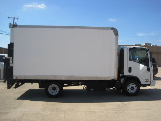 2011 Isuzu NPR DSL, 14ft Box Van with Liftgate,  1 Owner, Only 88k Miles Plano, Texas 6