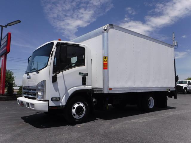 2011 Isuzu NPR  14FT Box Truck in Ephrata PA