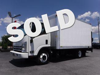 2011 Isuzu NPR  14FT Box Truck in Lancaster, PA PA