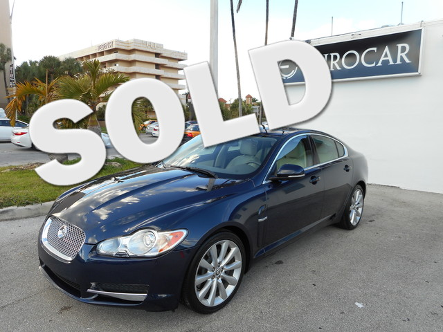 2011 Jaguar XF Premium You Are looking at a 2011 Juguar XF With Only 51 626 Miles Ready To Drive O