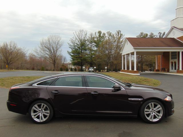 2011 Jaguar XJ XJL Leesburg, Virginia 5