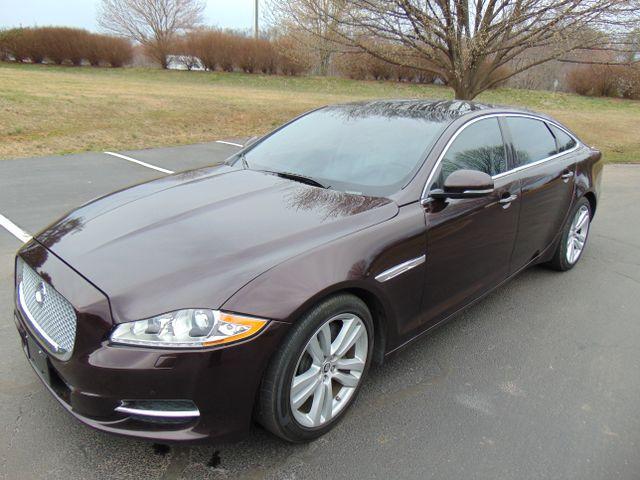 2011 Jaguar XJ XJL Leesburg, Virginia 8