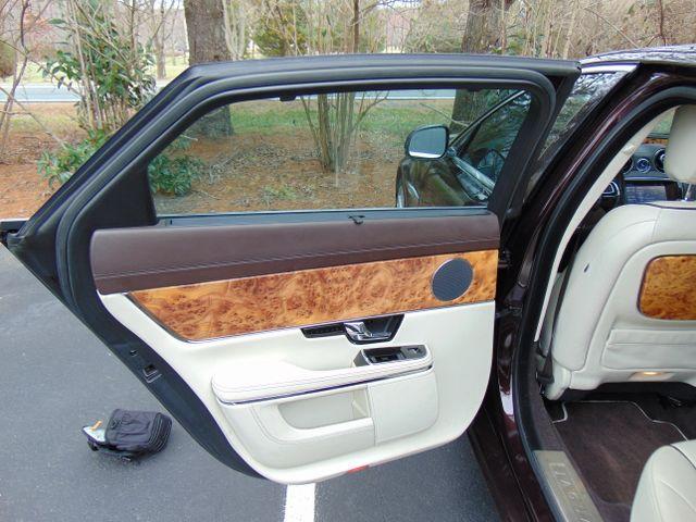 2011 Jaguar XJ XJL Leesburg, Virginia 28