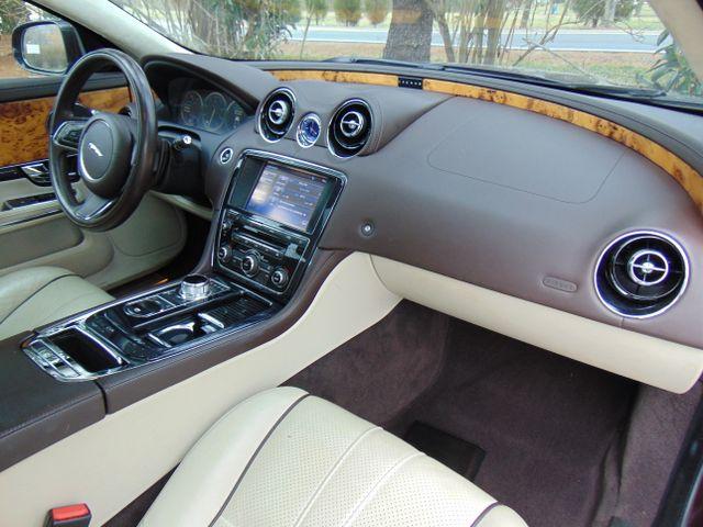 2011 Jaguar XJ XJL Leesburg, Virginia 17