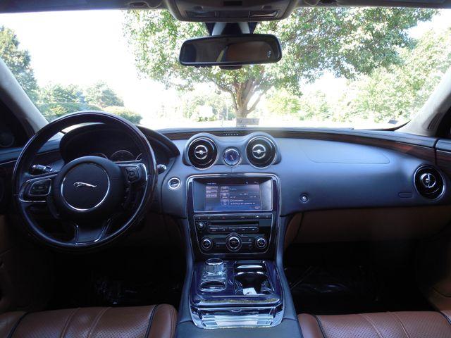 2011 Jaguar XJ XJL Supercharged Leesburg, Virginia 16