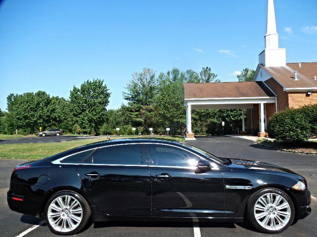 2011 Jaguar XJ XJL Supercharged Leesburg, Virginia 4