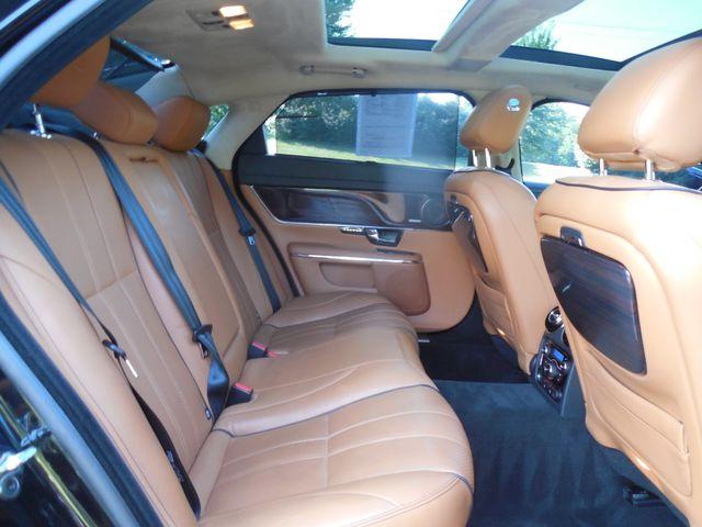 2011 Jaguar XJ XJL Supercharged Leesburg, Virginia 10