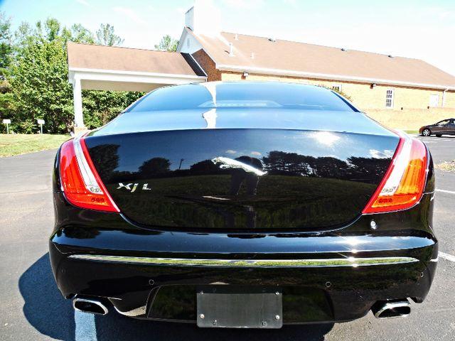 2011 Jaguar XJ XJL Supercharged Leesburg, Virginia 7