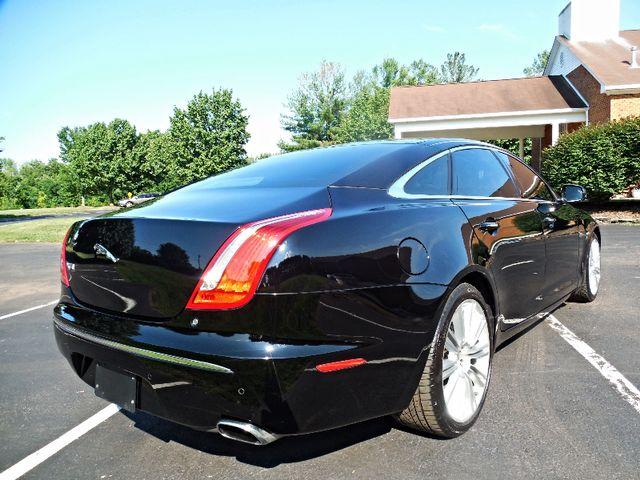 2011 Jaguar XJ XJL Supercharged Leesburg, Virginia 2