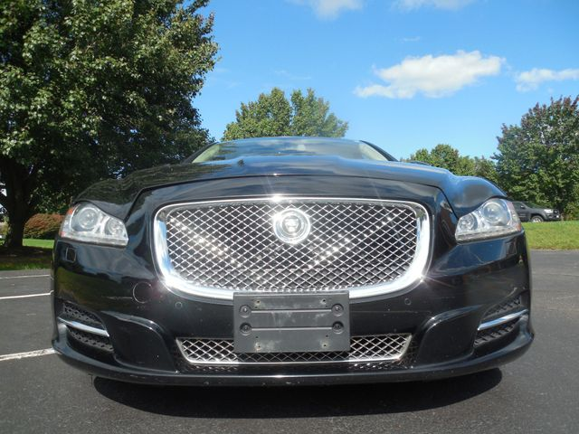 2011 Jaguar XJ XJL Leesburg, Virginia 8