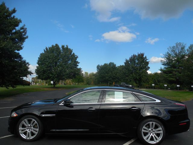 2011 Jaguar XJ XJL Leesburg, Virginia 7