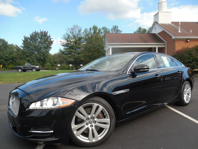 2011 Jaguar XJ XJL Leesburg, Virginia 3