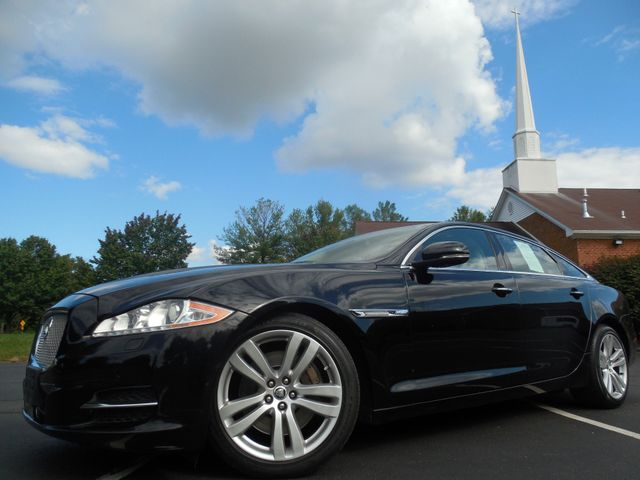 2011 Jaguar XJ XJL Leesburg, Virginia 1