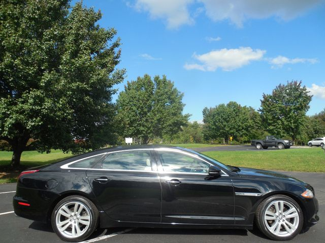2011 Jaguar XJ XJL Leesburg, Virginia 6