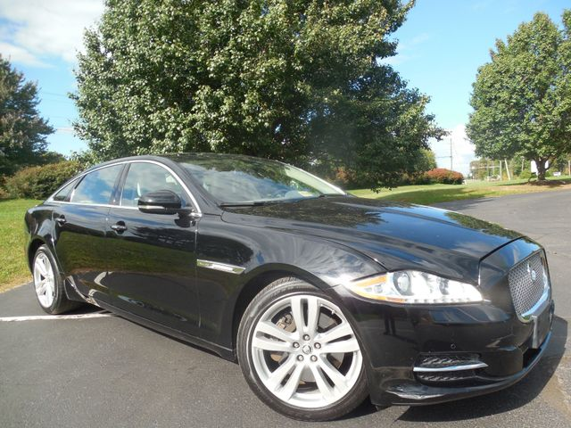 2011 Jaguar XJ XJL Leesburg, Virginia 2