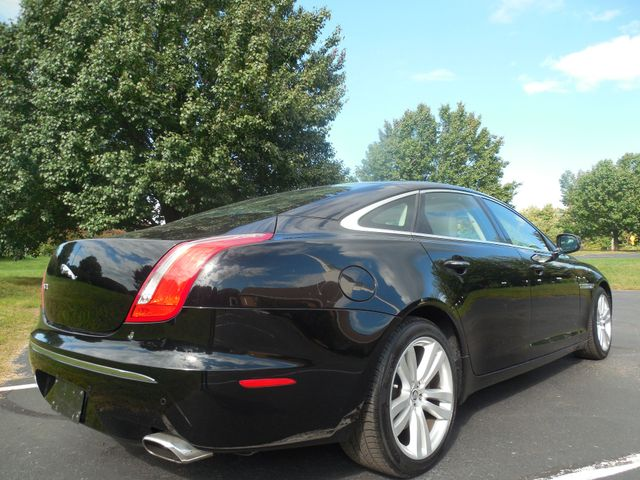 2011 Jaguar XJ XJL Leesburg, Virginia 4