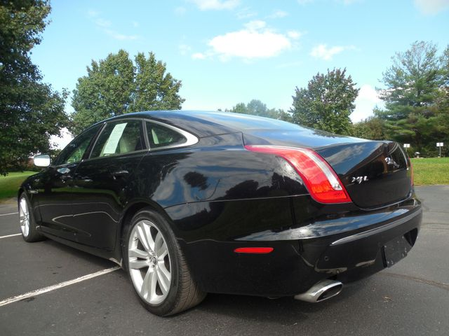 2011 Jaguar XJ XJL Leesburg, Virginia 5