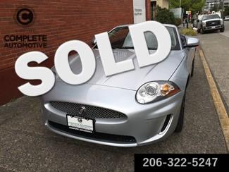 "2011 Jaguar XK Convertible 23,000 Original Miles 2 Owner Warranty Technology 20"" Wheels Save Over $54,000 Seattle, Washington"