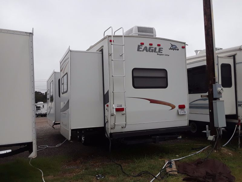 2011 Jayco Eagle Ultra Lite TWO Bedroom Bunkhouse 5th Wheel Travel ...