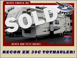2011 Jayco RECON ZX  39C TOYHAULER Mooresville , NC