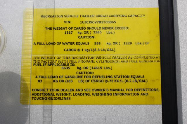 2011 Jayco RECON ZX  39C TOYHAULER Mooresville , NC 66