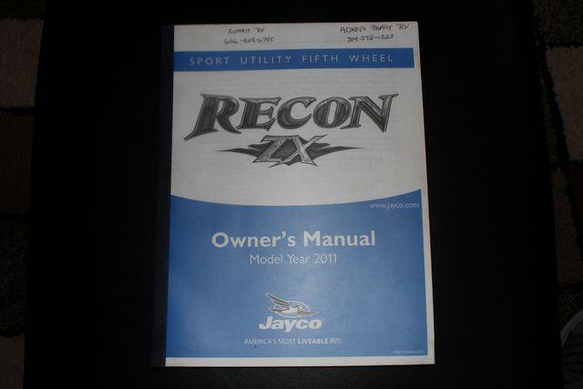 2011 Jayco RECON ZX  39C TOYHAULER Mooresville , NC 11
