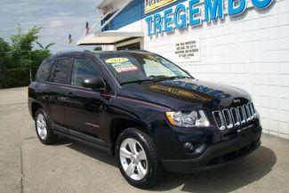 2011 Jeep Compass 4x4 Latitude Bentleyville, Pennsylvania 35