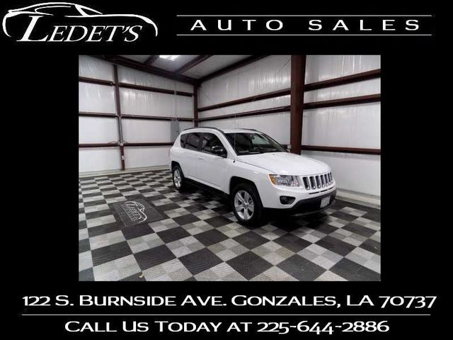 2011 Jeep Compass SPORT - Ledet's Auto Sales Gonzales_state_zip in Gonzales Louisiana