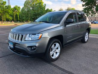 2011 Jeep Compass 4x4 Maple Grove, Minnesota 1