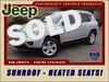 2011 Jeep Compass Latitude FWD - SUNROOF - HEATED SEATS! Mooresville , NC