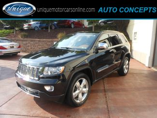 2011 Jeep Grand Cherokee Overland Summit Bridgeville, Pennsylvania 7