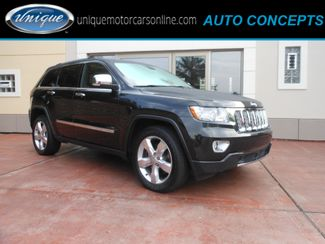 2011 Jeep Grand Cherokee Overland Summit Bridgeville, Pennsylvania 4