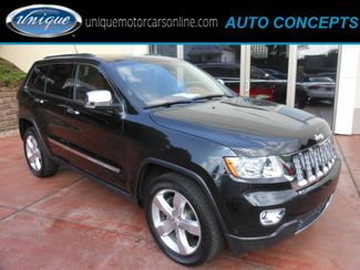 2011 Jeep Grand Cherokee Overland Summit Bridgeville, Pennsylvania 3