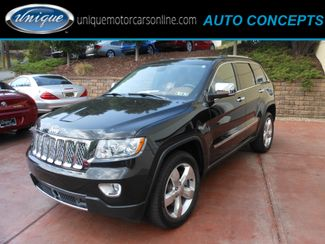 2011 Jeep Grand Cherokee Overland Summit Bridgeville, Pennsylvania 6