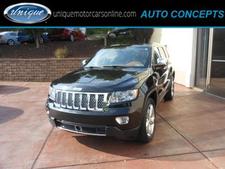 2011 Jeep Grand Cherokee Overland Summit Bridgeville, Pennsylvania 9