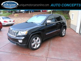 2011 Jeep Grand Cherokee Overland Summit Bridgeville, Pennsylvania 8